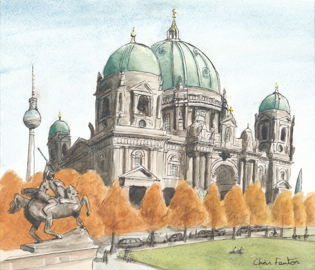 2019 - Berlin Cathedral