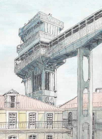 2019 - Lisbon Street Lift