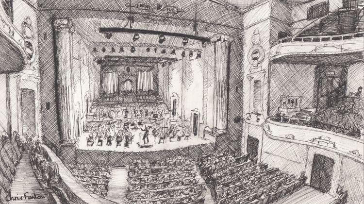 2019 - Edinburgh Usher Hall