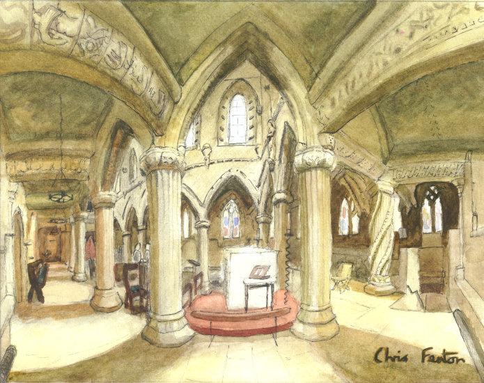 2012 - Rosslyn Chapel