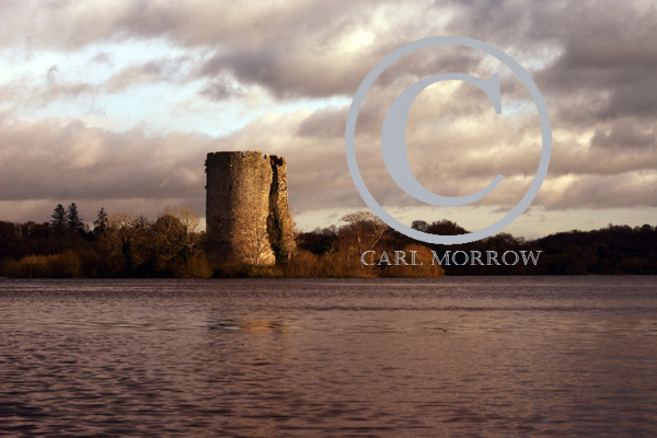 Lough Oughter Castle, County Cavan, Ireland