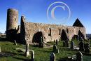 Drumlane Abbey,  Milltown, County Cavan, Ireland.