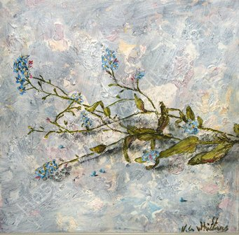 Forget-me-not (sold)