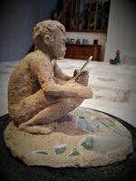 November-December: Sculpture and Craft