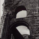 Priory ruins, Linasfarne - Selenium Toned