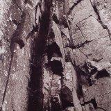 Rock Fissure #1 - Split Sepia/selenium