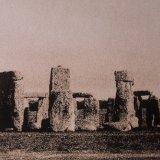 Stonehenge - Lith Print