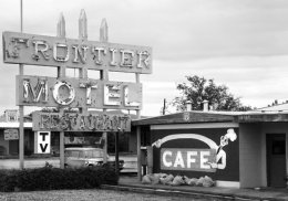 Frontier Motel (II), Truxton, AZ