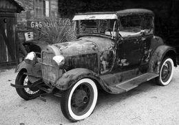 1928 Ford Model A, Hackberry, AZ