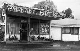 Romney Motel, Seligman, AZ