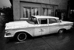 1959 Edsel Corsair, Seligman, AZ