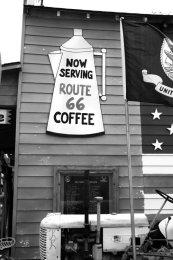 Route 66 Coffee Shop, Seligman, AZ