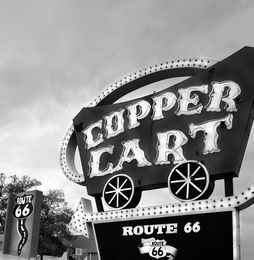 Copper Cart, Seligmann, AZ
