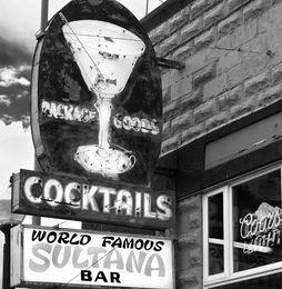 Sultana Bar, Williams, AZ