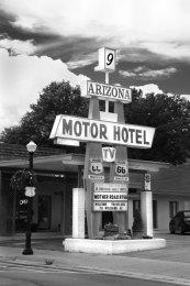No. 9 Arizona Motor Hotel, Williams, AZ