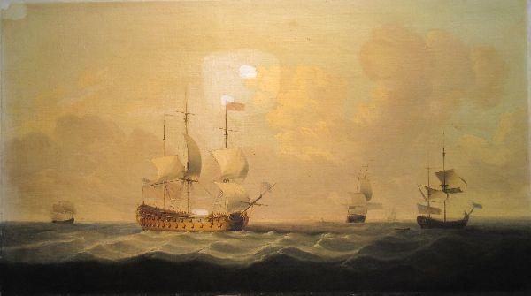 Charles Brooking 1723-1759
