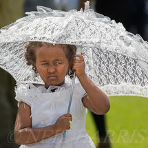 Grumpy bridesmaid