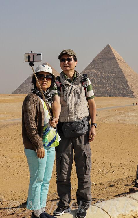 Geezers at Giza