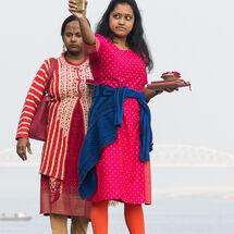 Ganges selfie