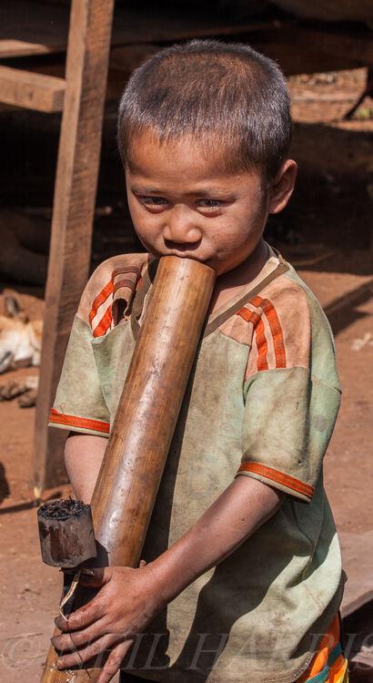 Katou - Young smoker