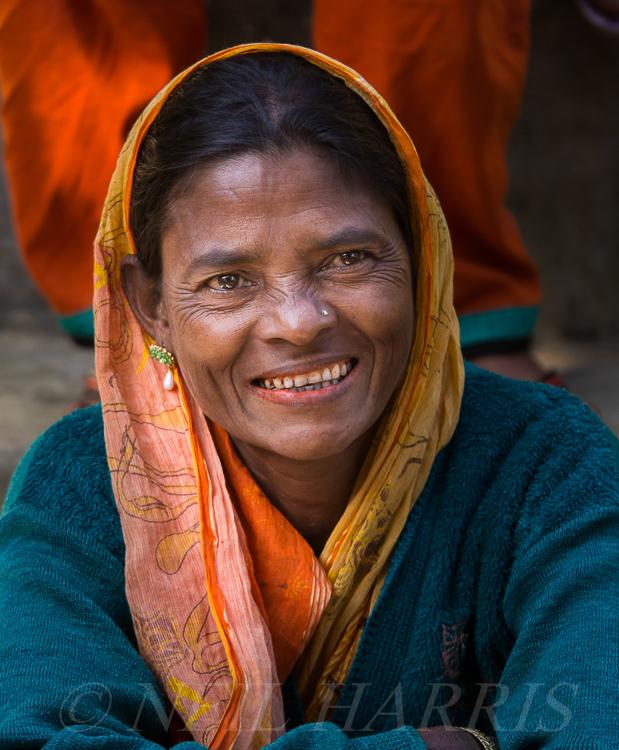 Manipuri - Smiler