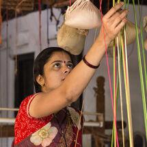 Weaver woman