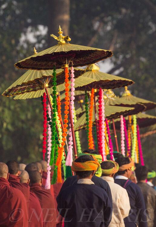 Novitiate procession