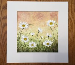 """Summer Daisies"" SOLD"
