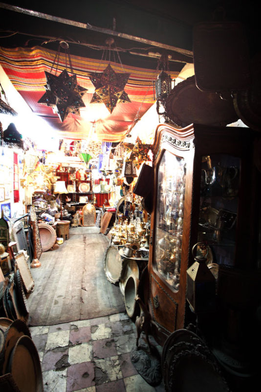 Antiques are just Old Stuff with a price tag.