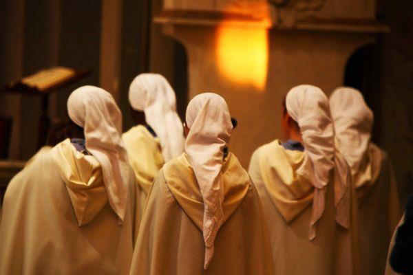 Nuns of the Triniti dei Monti Roma