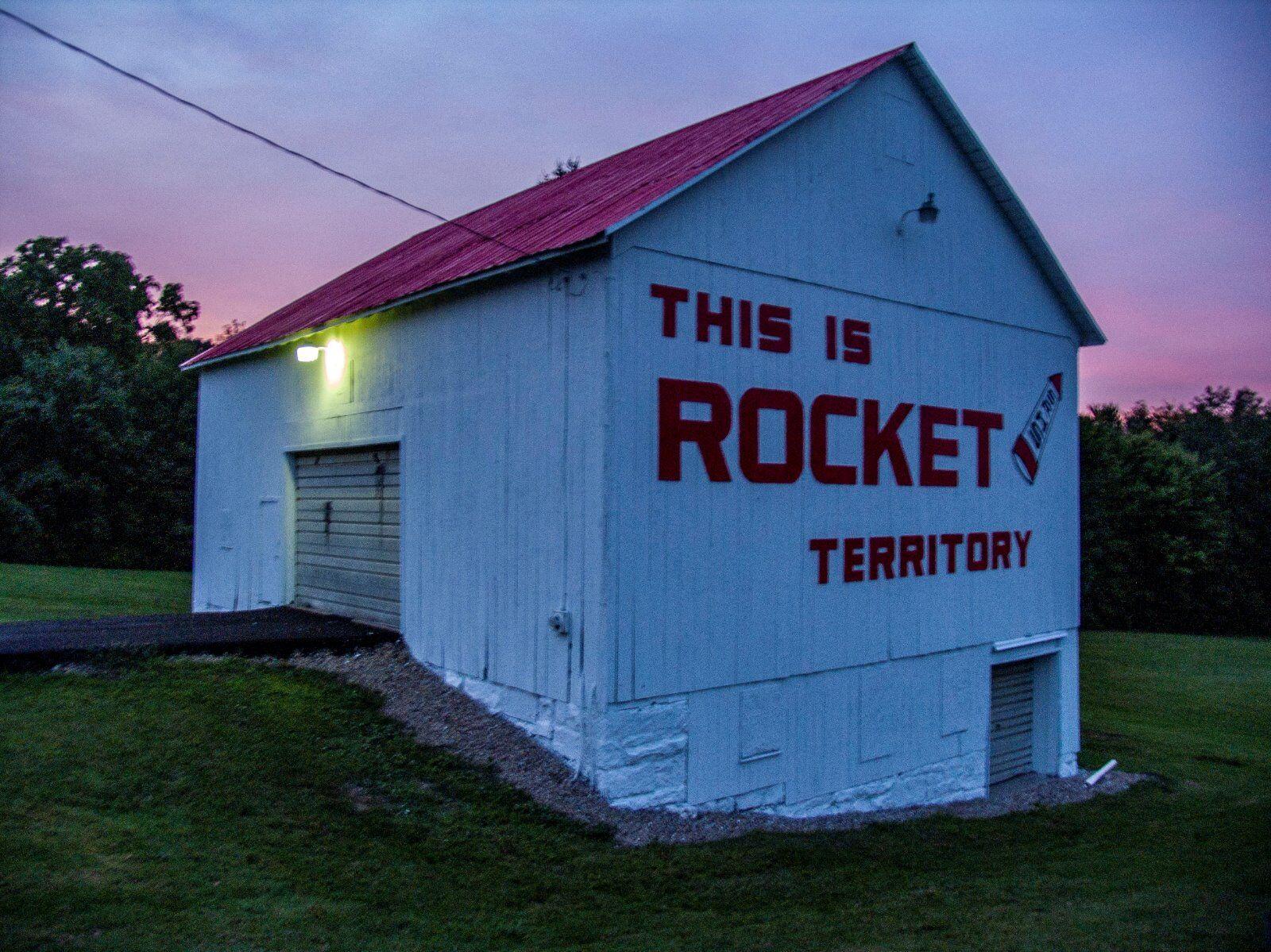 Rocket Territory!