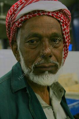 Mohamed Ali, Dubai Fish Market