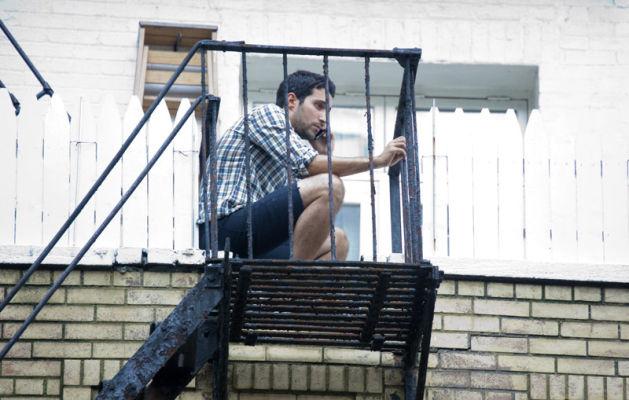 Man on the Phone. Chelsea, NY!