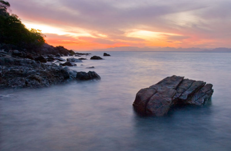 Orpheus Island Evening
