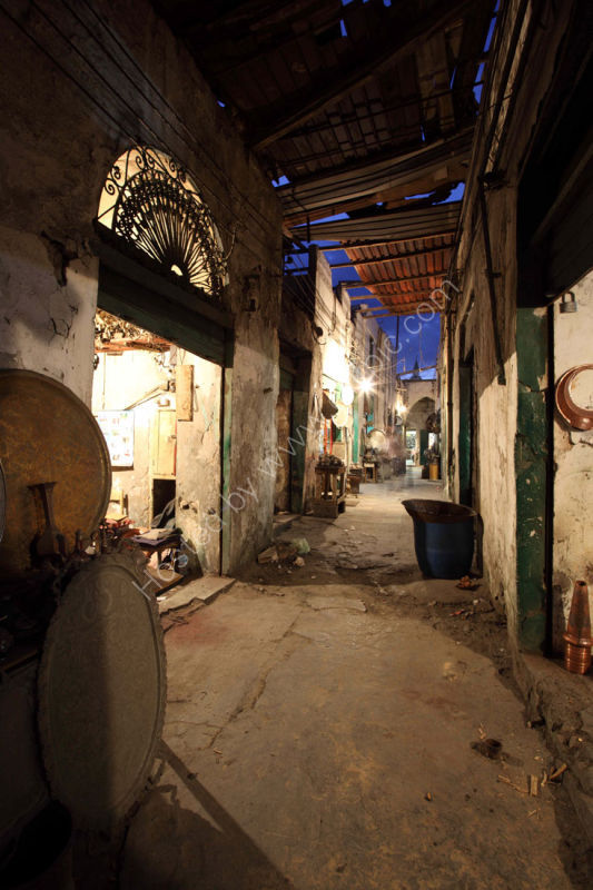 Copper Smiths Alley