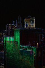 Brooklyn Water Tank......in Neon