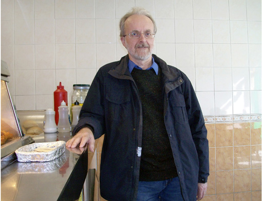 Ian Rathbone, WESTRA Secretary
