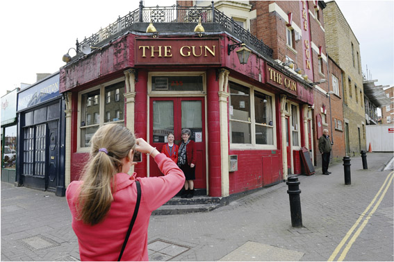 The Gun Pub