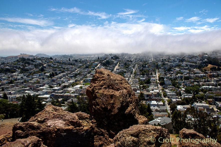 Corona Heights, San Francisco