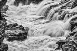 Glen Orchy Waterfalls (2) - Glencoe