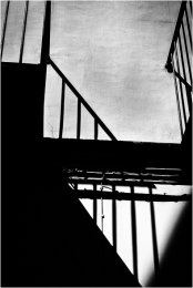 Wall shadows in Altramura