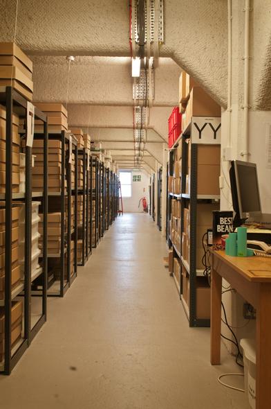 Bristol Record Office, 4th floor