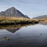 Buchaille and reflection