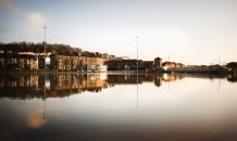 Floods, Floating Harbour, Bristol