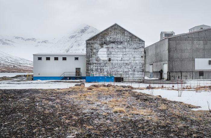 Siglufjordur factory 2 copy