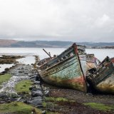 Three wrecks Mull