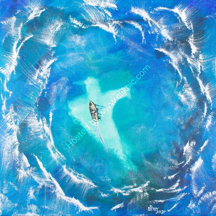 Jesus Calms the Storm (7)