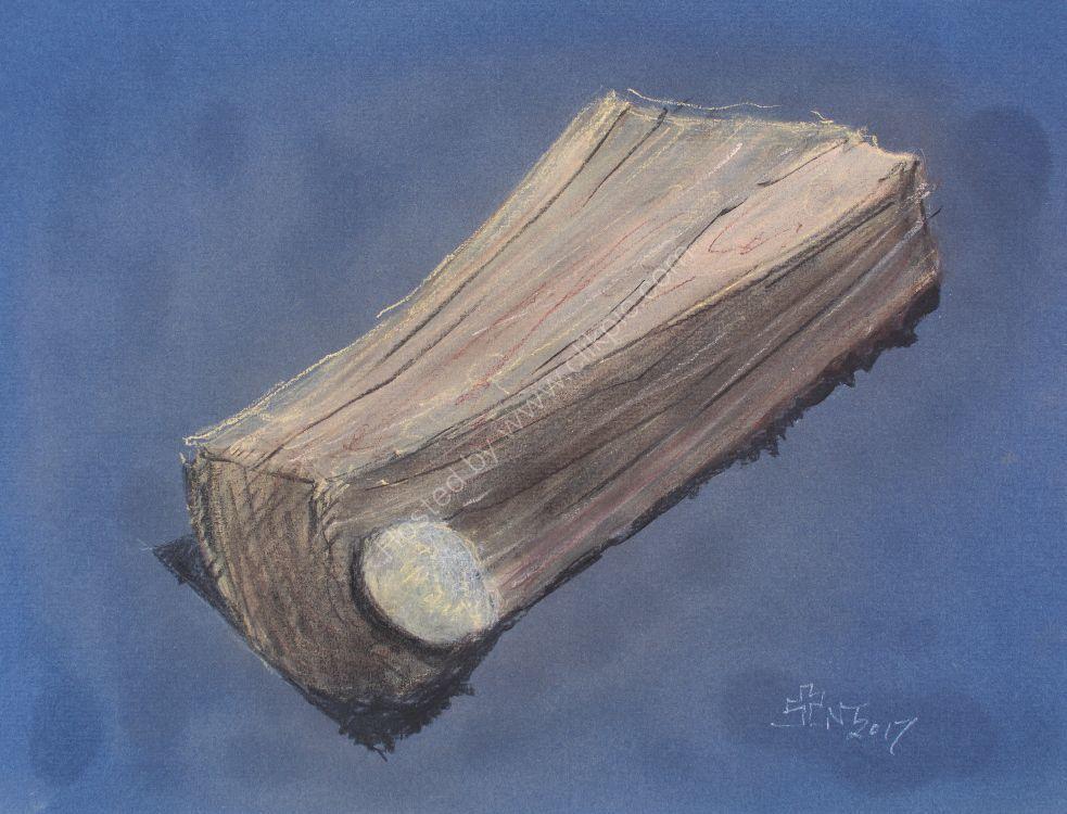 Driftwood Pebble