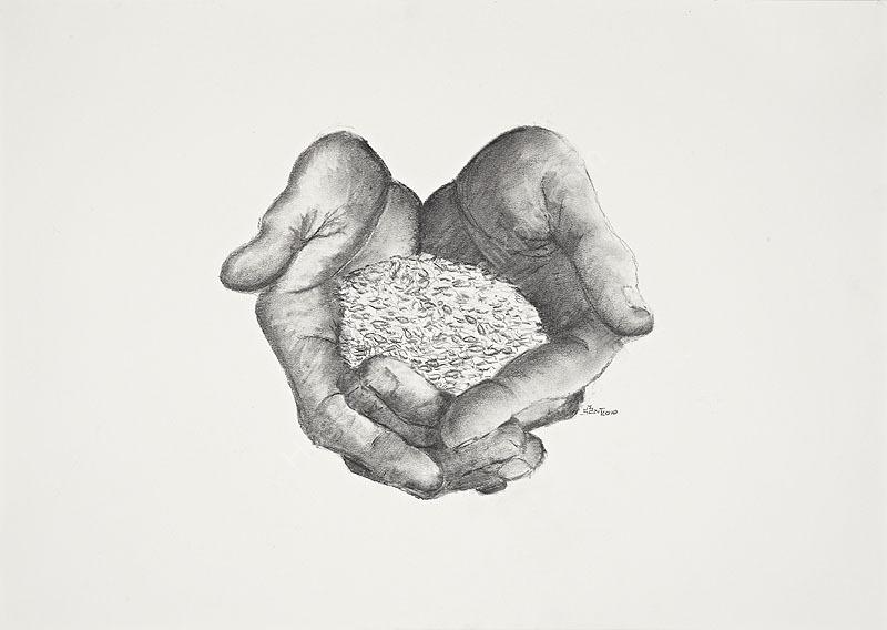 Too Little Grain