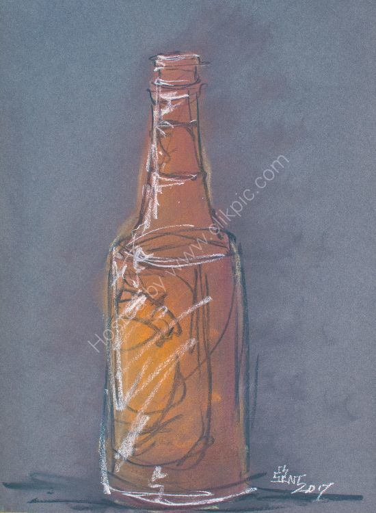 One Brown Bottle